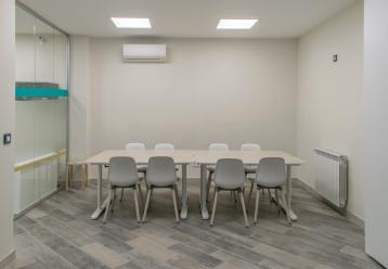 Sala de reuniones TRANSFERENCIA